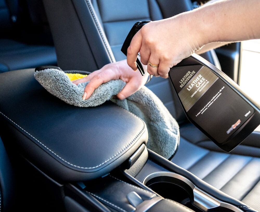 Conditioner Leather Seats