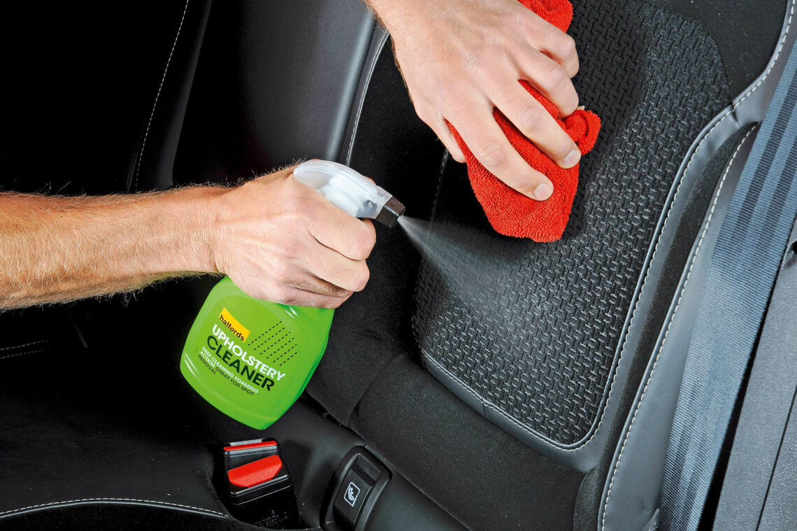 Leather Car Seat Cleaner