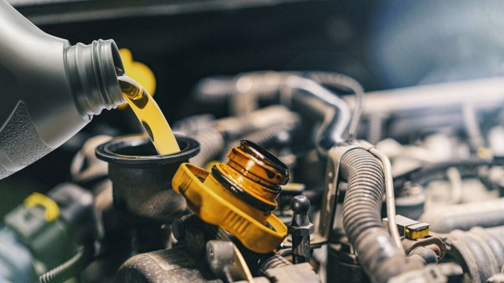 Change Your Manual Car Oil On Time