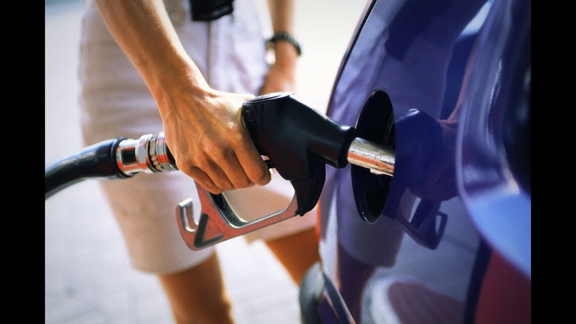 Fill Up Your Car Tank