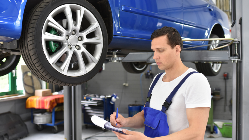 How To Inspect Car Tyres